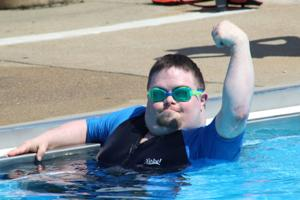Special Olympics athletes compete in Summer Games