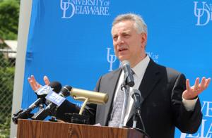 University of Delaware makes its pitch for $123 million in state funding