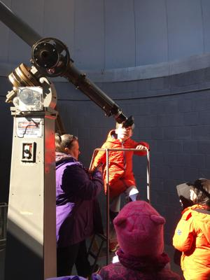 NCCL students raise funds for observatory to purchase new telescope