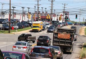 Council approves traffic changes for Cleveland Avenue