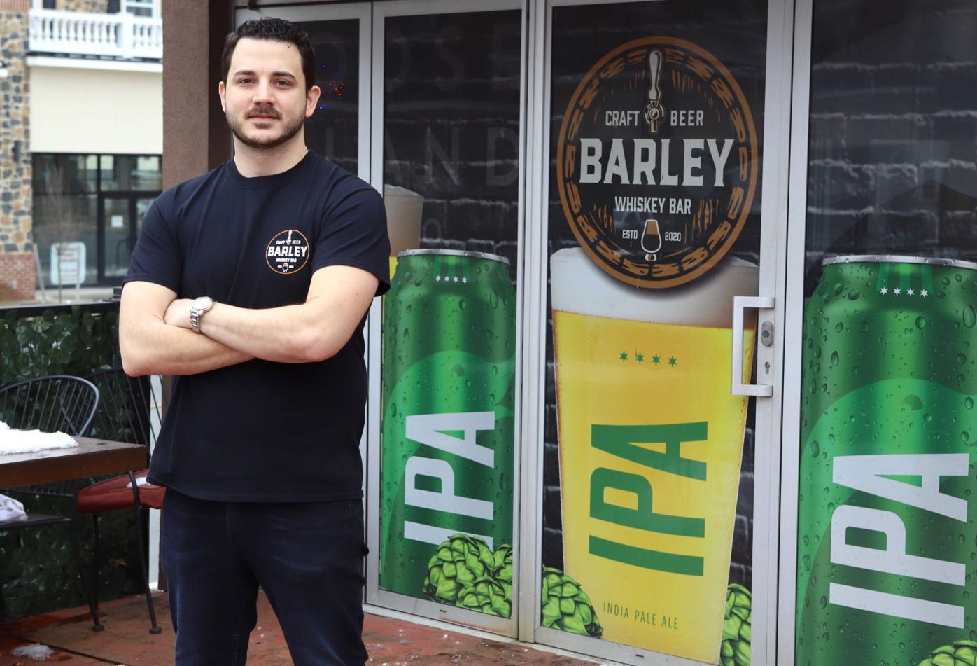 Barley bar