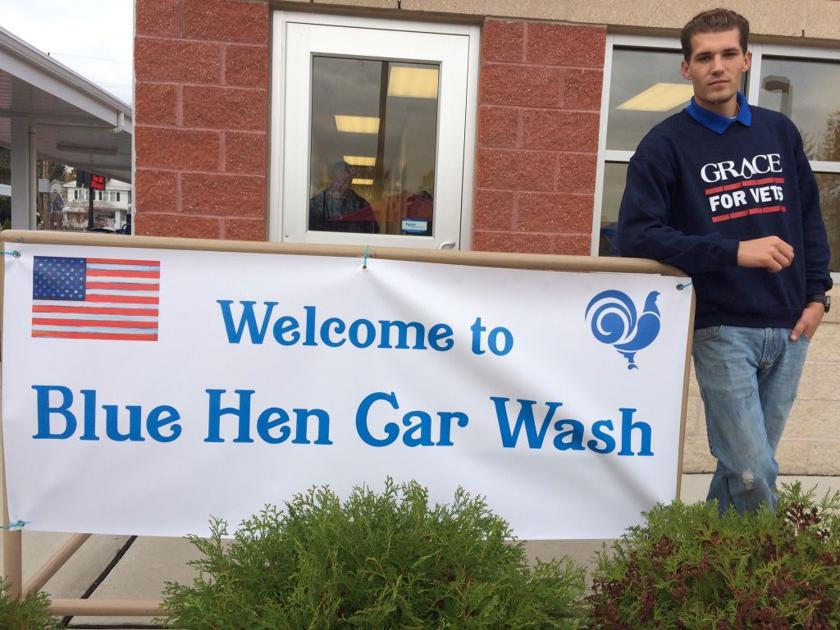 Veterans Day  Car Washes