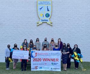 ASPIRA Academy wins Superstars in Education Award