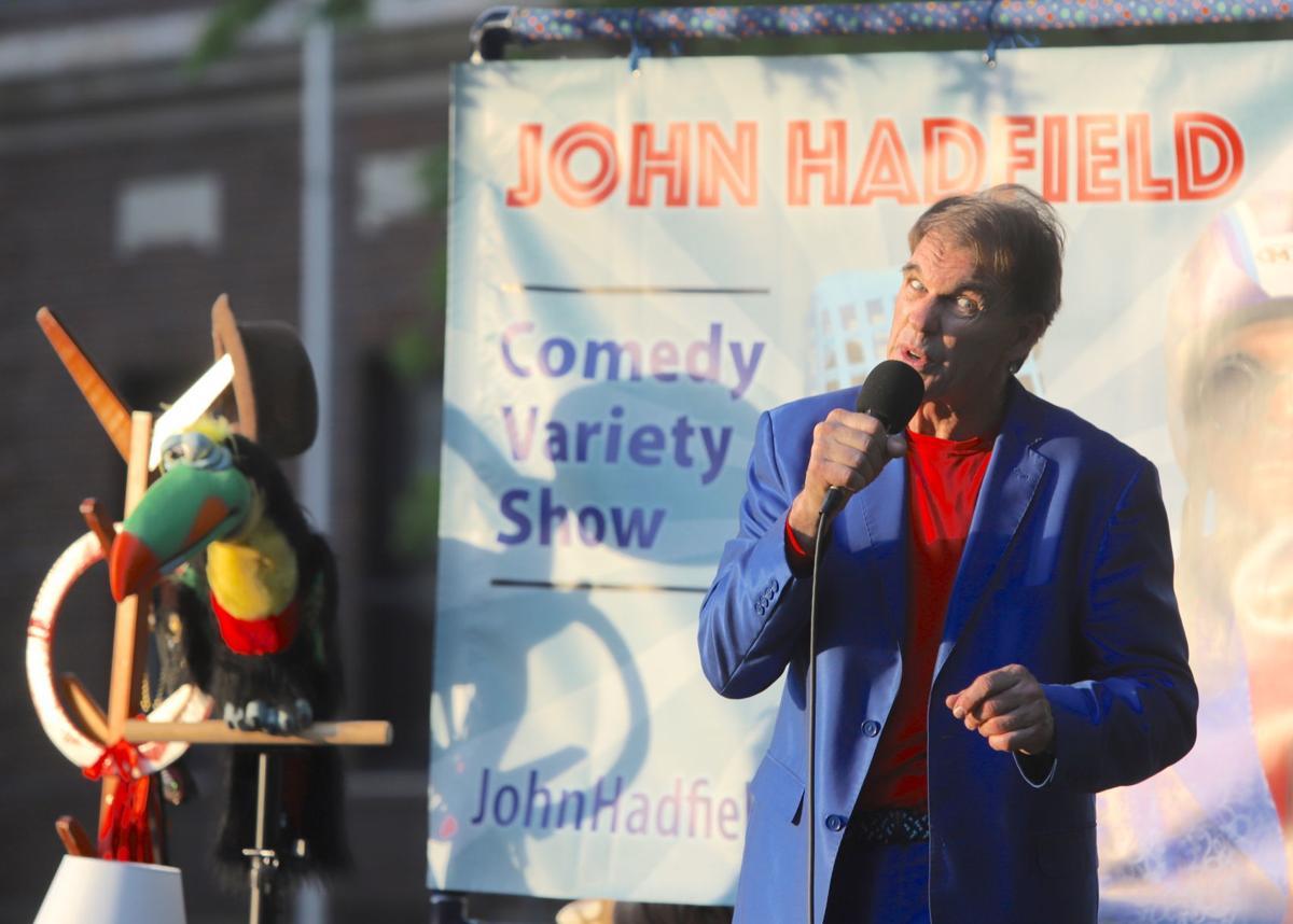 John Hadfield