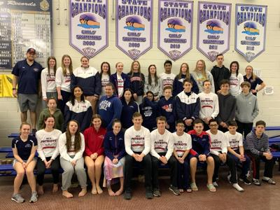 NCS swim team