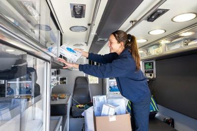 Aetna ambulance