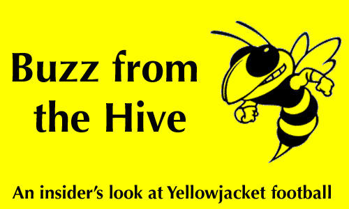 Buzz from the Hive logo