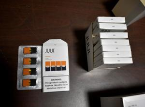 Feds seize counterfeit Juul products bound for Newark