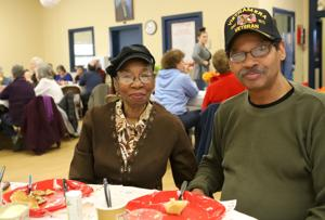 Community meals spread Thanksgiving joy
