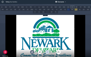Newark City Council adjusts to virtual meetings