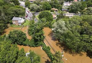 Conservation Corner: Simple steps to control runoff can reduce flooding