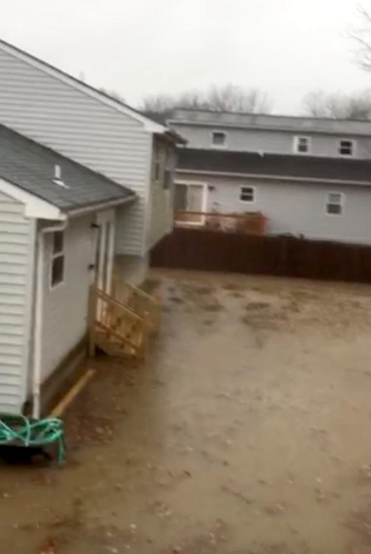Barksdale Estates flooding