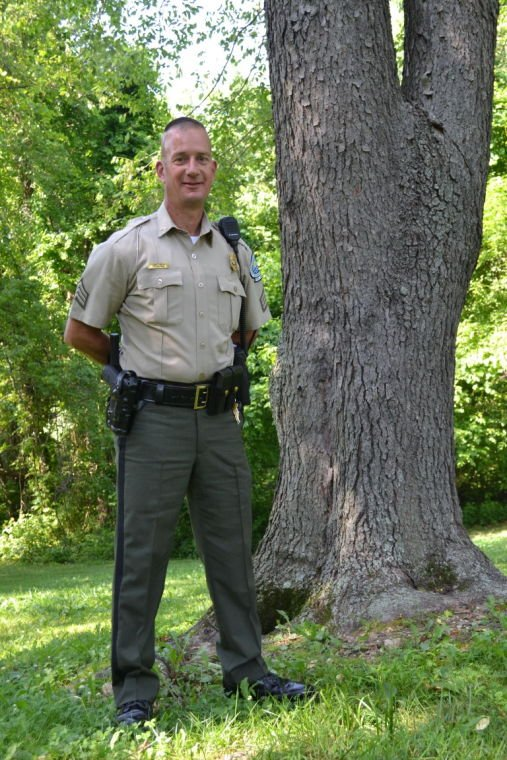 Get to Work: For White Clay Creek park ranger, job is a