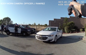Newark woman shot by California police after allegedly driving toward officers