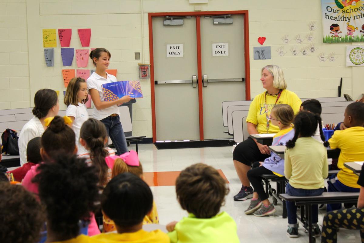 Christina schools dedicate a day to kindness