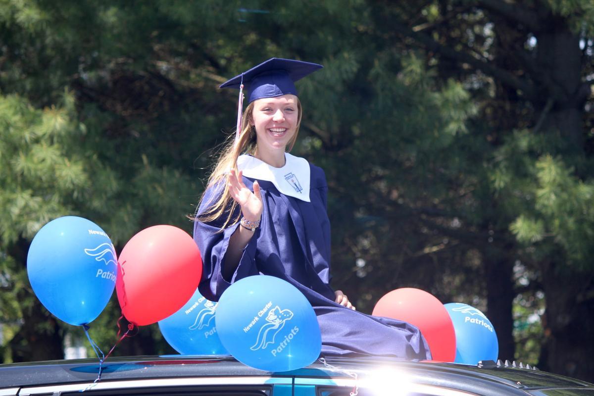 Newark Charter graduation