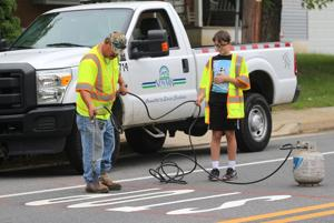 Newark boy, 10, helps improve safety of Casho Mill Road
