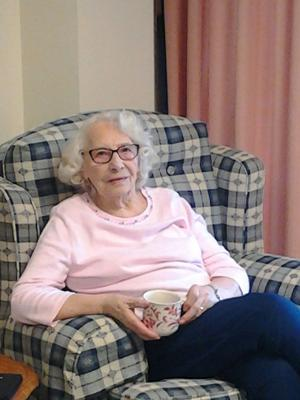 Newark writer publishes first novel at age 91
