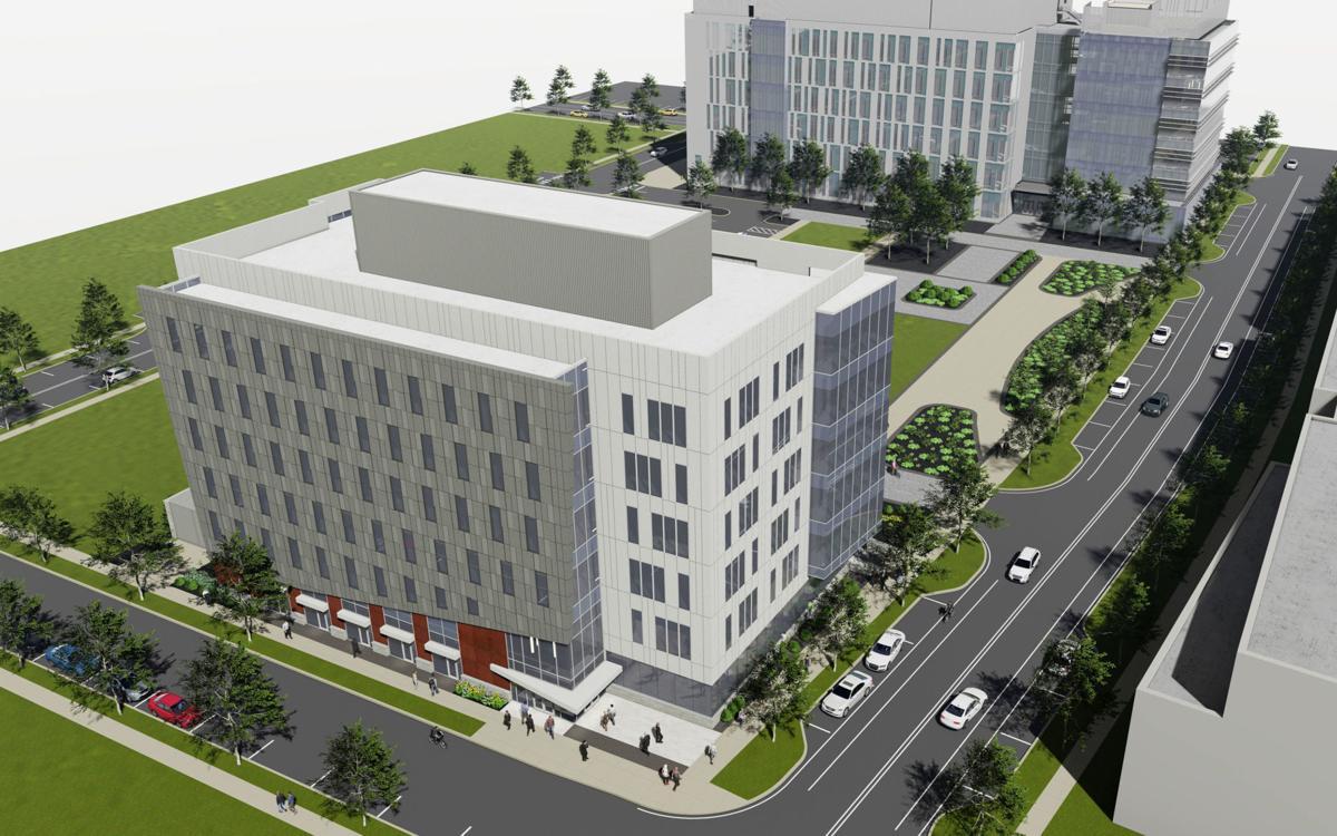 UD FinTech building