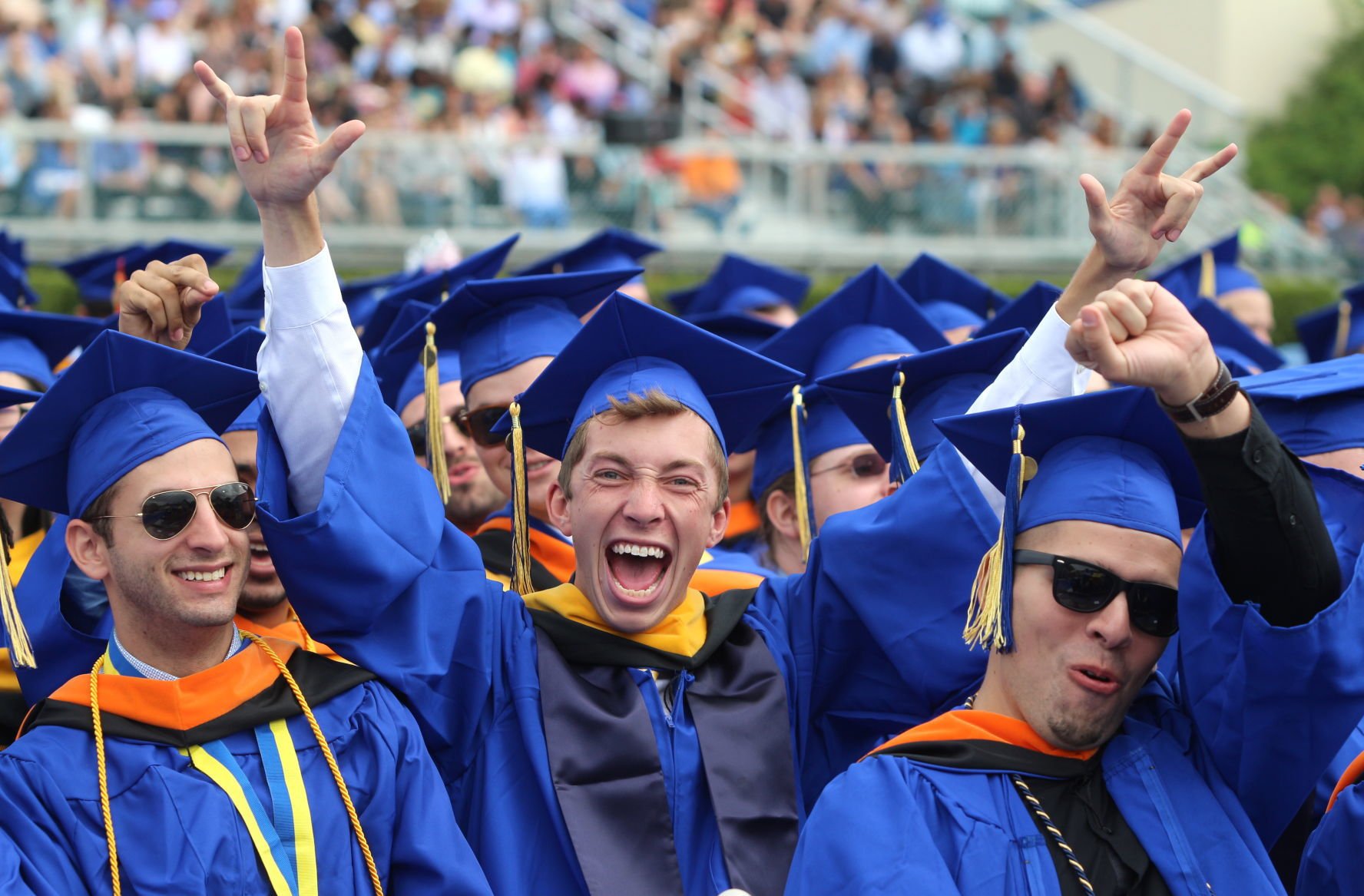Stadium construction to restrict attendance at UD's commencement | Newark Post