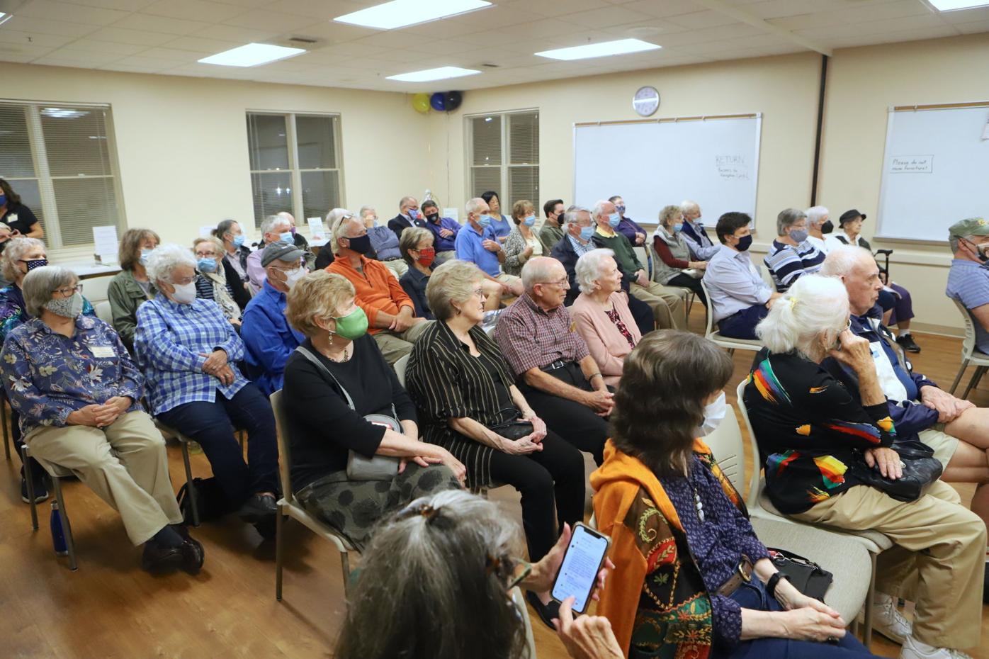 Newark Historical Society anniversary