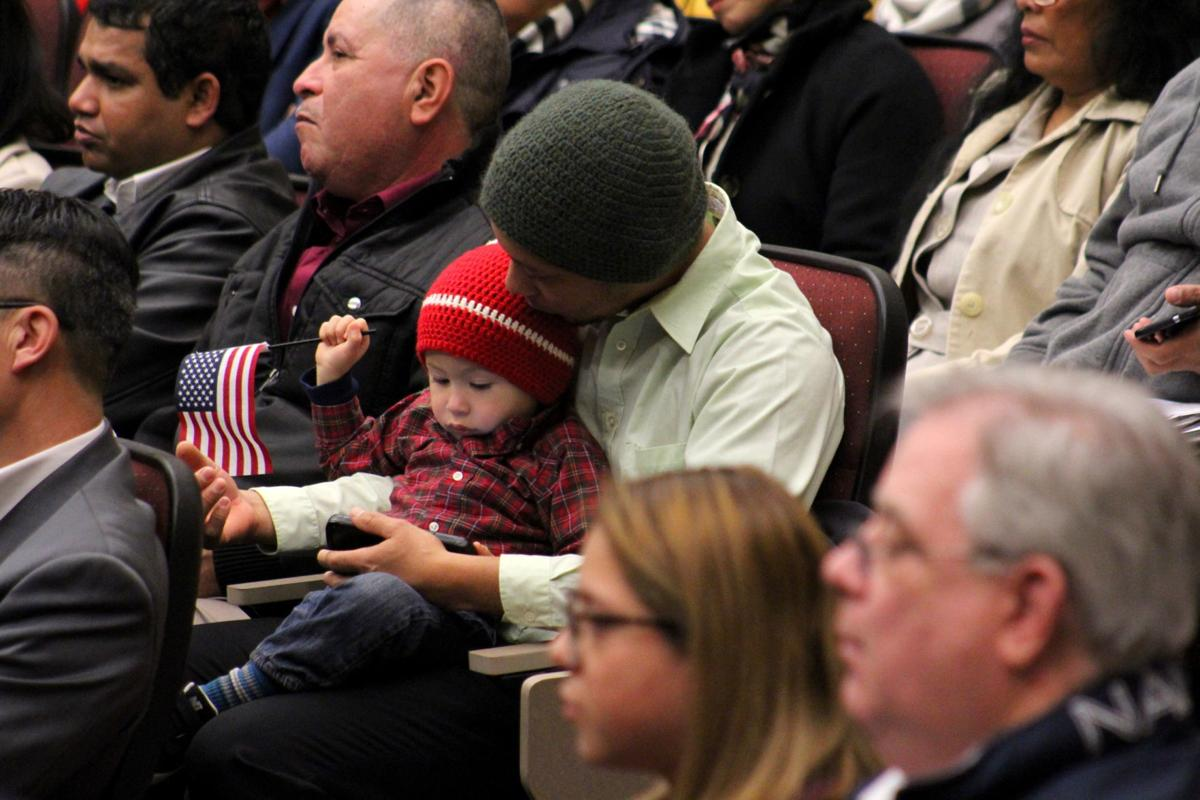 Newark ceremony welcomes America's newest citizens | News
