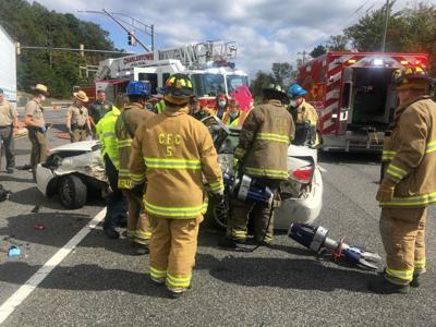 Crash kills two