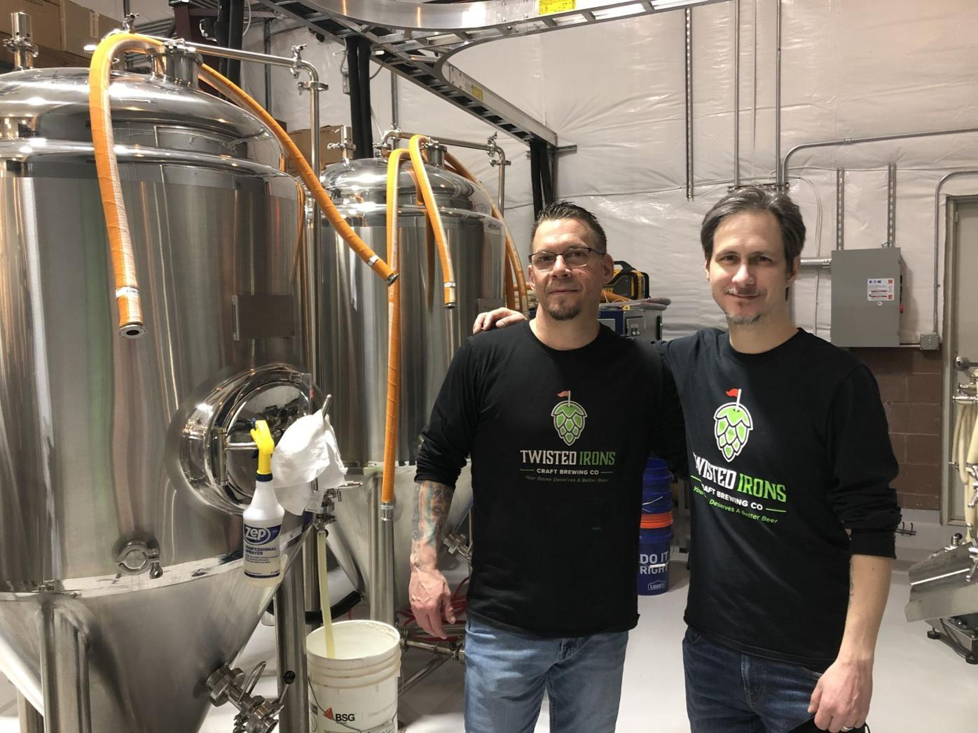Twisted Irons Brewing