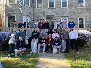 UD fraternities aim to show they're part of the community too