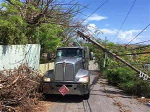 Local power crews to assist in Puerto Rico