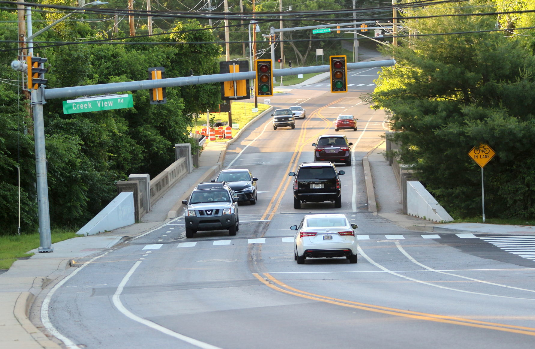 New Paper Mill Road traffic signal will be activated Monday | Newark Post