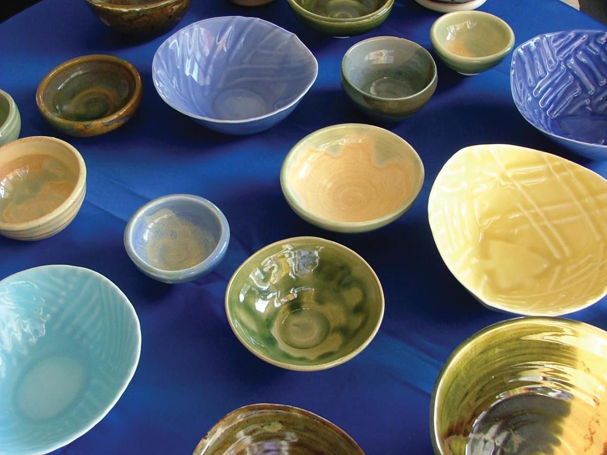 NSC Empty Bowls