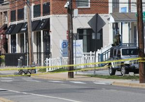 'Suspicious package' in Newark determined to be safe