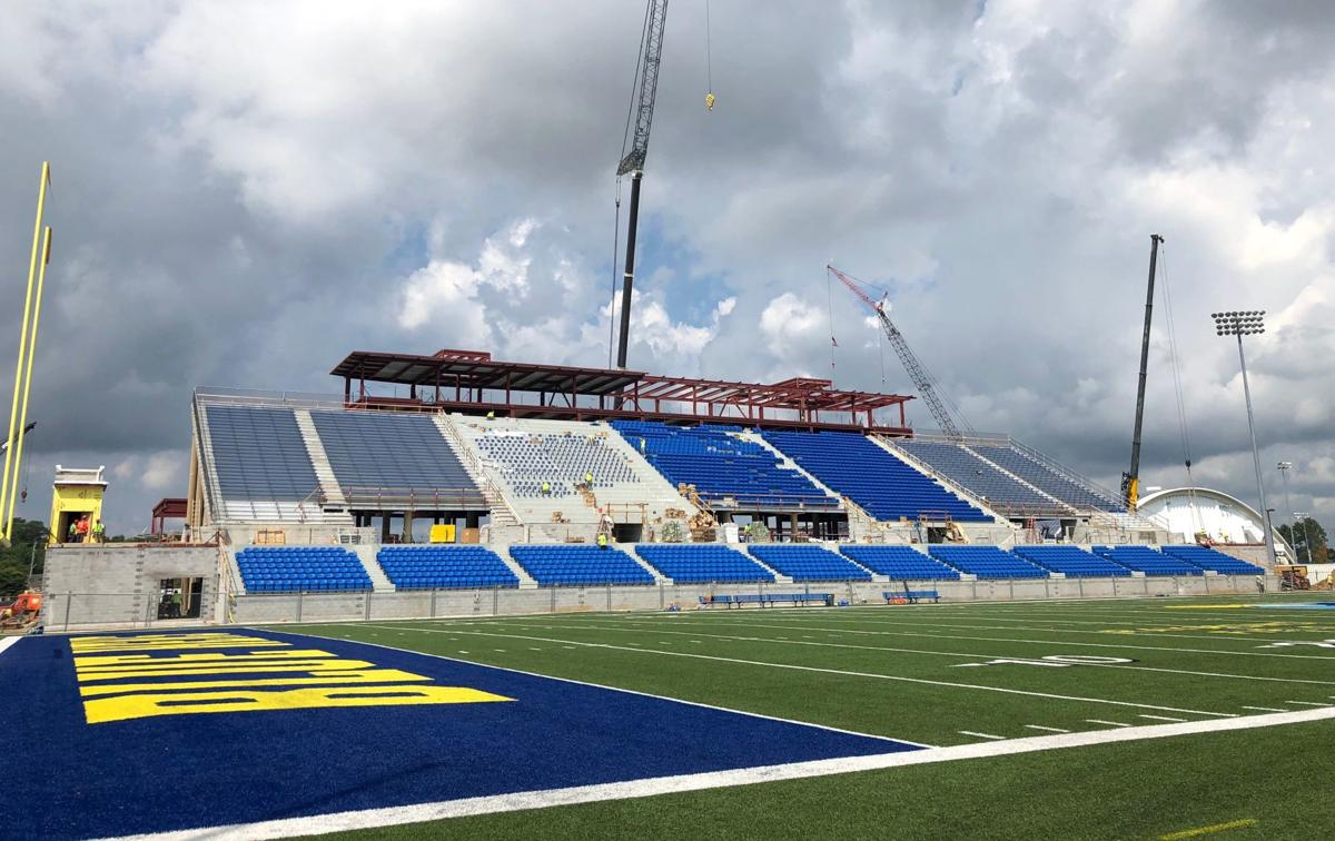 Image result for UD athletics stadium renovation""
