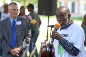 Hundreds return to School Hill to reminisce, share area's history