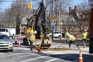 And so it begins: Main Street construction project is now underway