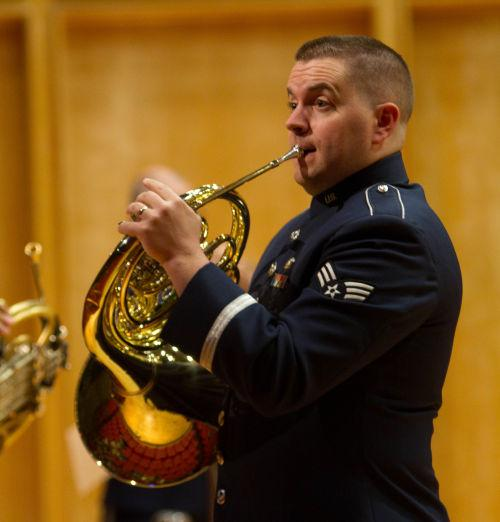 Air Force Heritage Brass Band