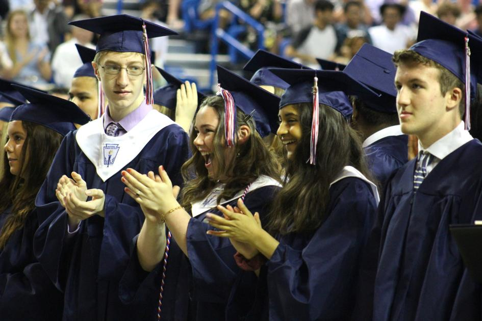 With 'admiration and heartfelt gratitude,' Newark Charter students graduate