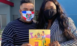 Local couple pens children's book celebrating Afro-Latino language and culture