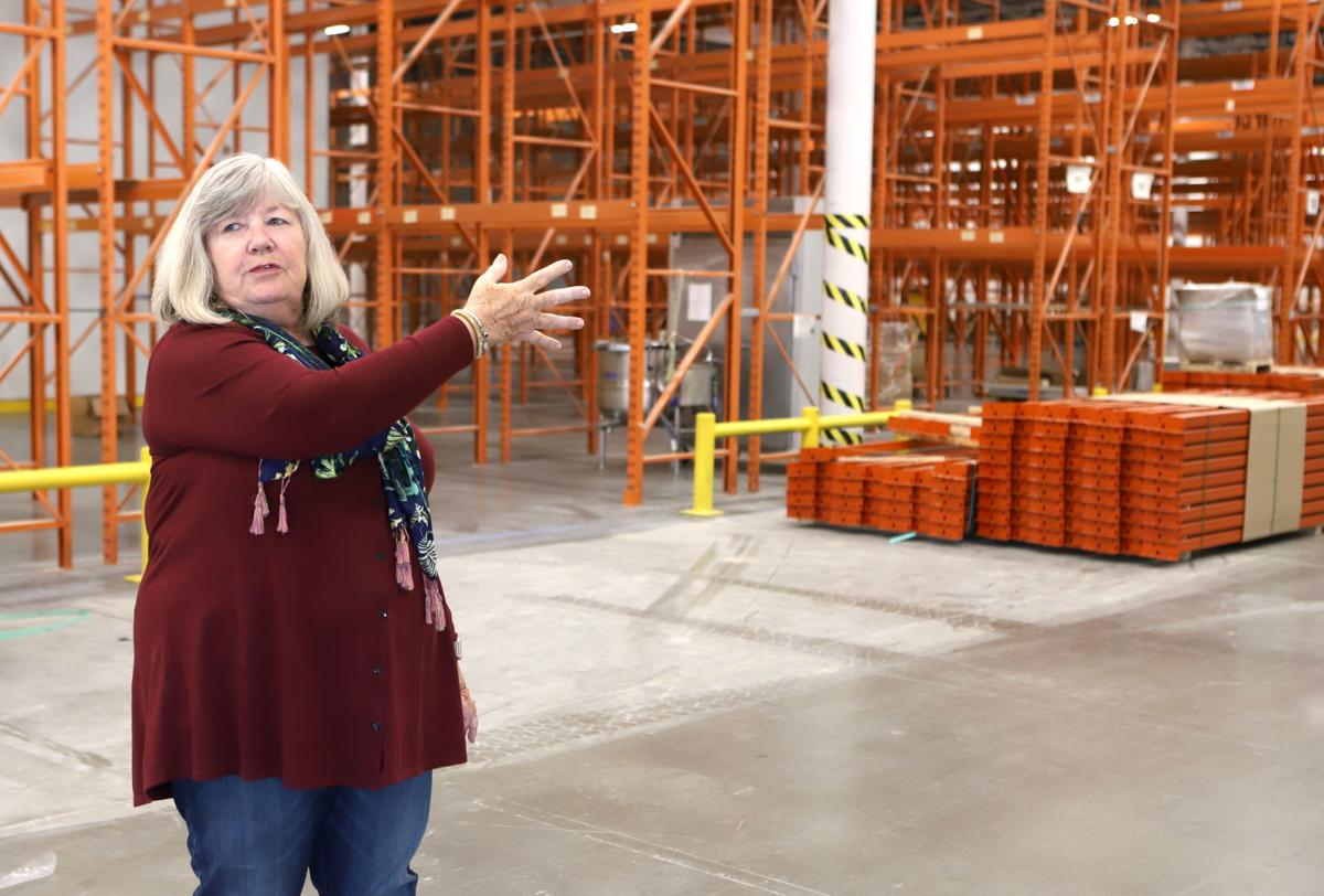 Food bank preparing for move to new headquarters