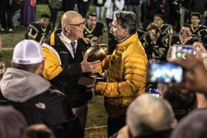 Newark High football field to be named for Butch Simpson