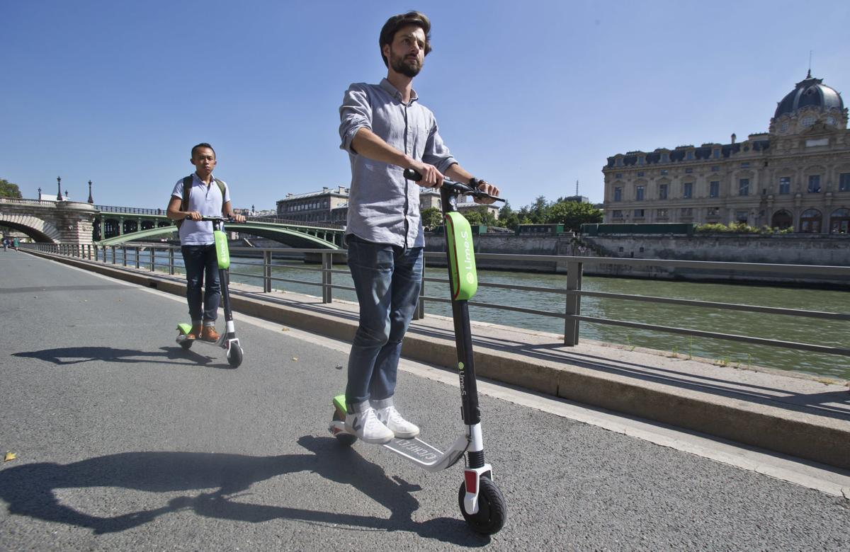Controversial dockless scooter company eyes Newark | News