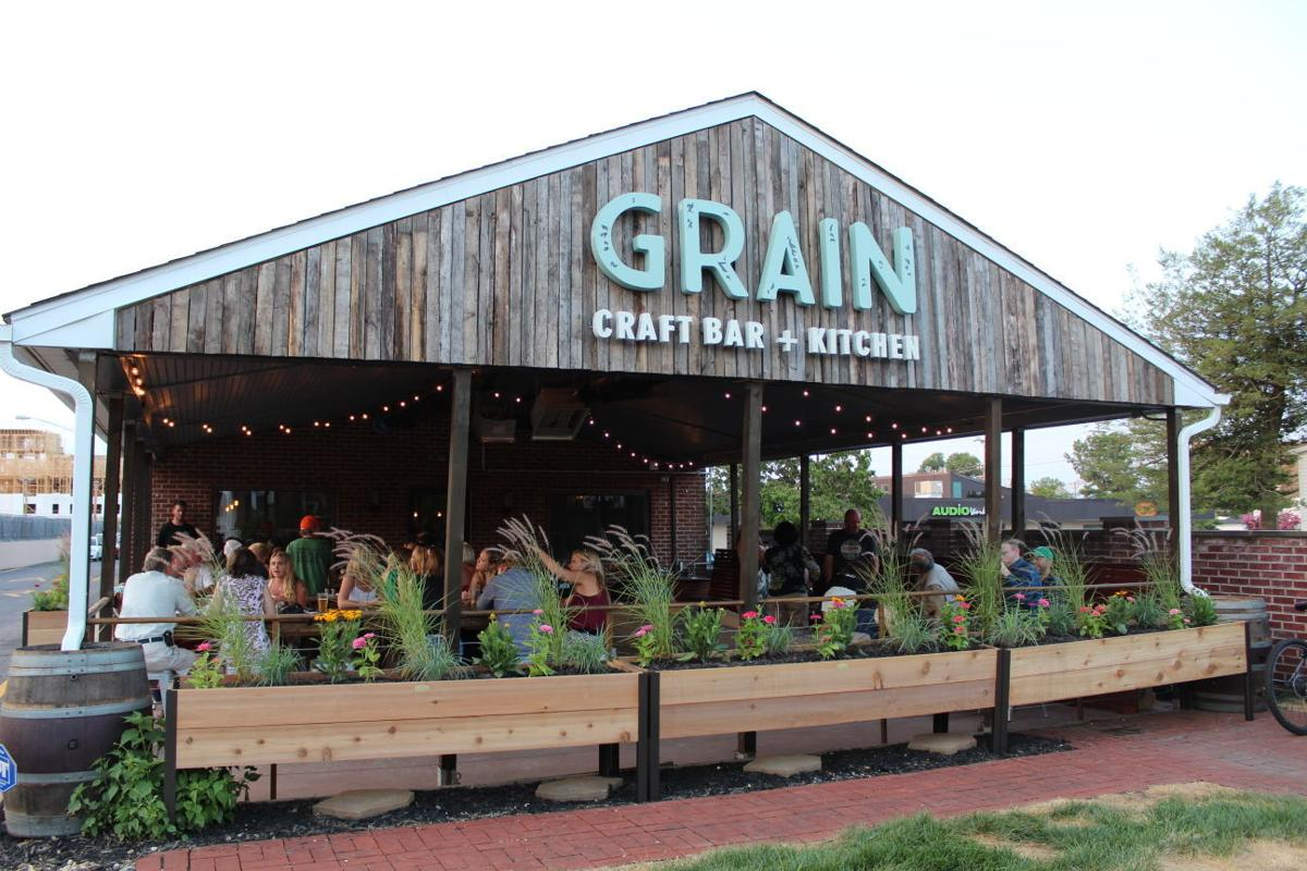 Grain Opens To Rave Reviews At Food And Brew Festival