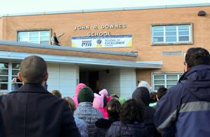 Downes Elementary recognized as a PTA School of Excellence