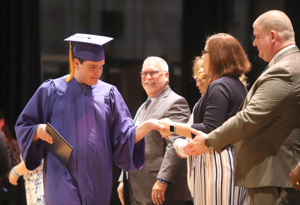 Brennen graduation