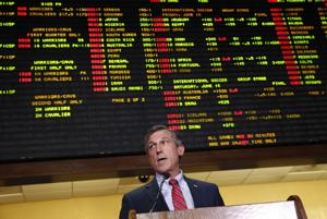 Place your bets: Delaware begins taking sports wagers