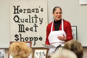 Historical society sponsors talk on history of Herman's Quality Meat Shoppe
