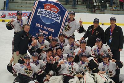 Delaware Ducks Win National Hockey Title Kids Newarkpostonline Com