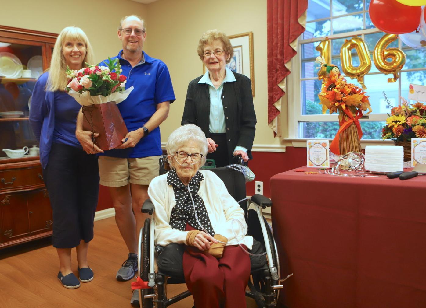 106th birthday
