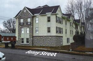 Benny Street apartments proposal moves forward